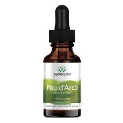 Swanson Pau d'Arco Extract 29,6 ml krople