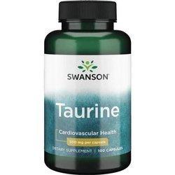 Swanson Tauryna 500 mg 100 kapsułek