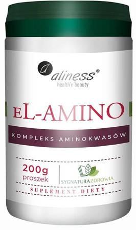 Aliness eL-AMINO Kompleks Aminokwasowy 200 g proszek