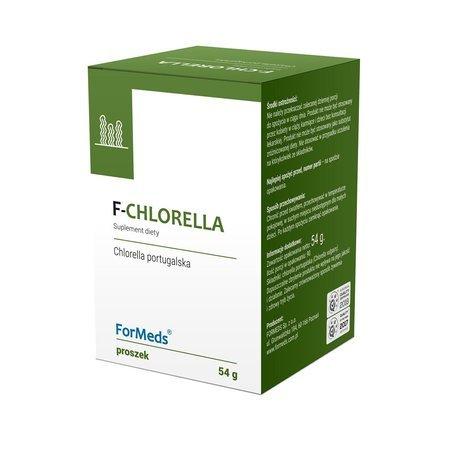 ForMeds F-Chlorella 54 g proszek