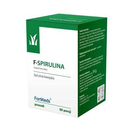 ForMeds F-Spirulina 54 g proszek