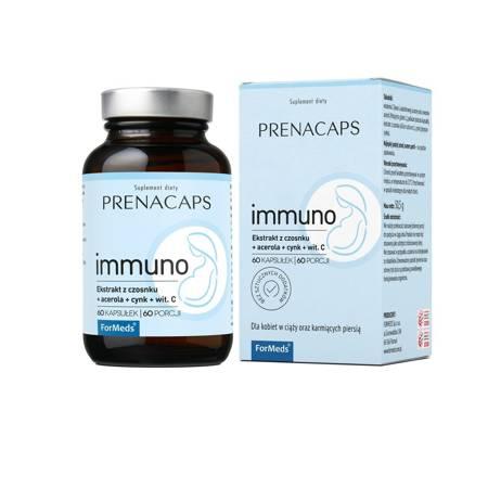 ForMeds PrenaCaps Immuno 60 kapsułek