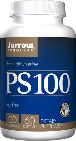 Jarrow Formulas PS100 (Fosfatydyloseryna) 60 kapsułek