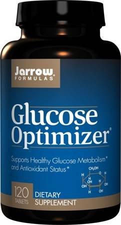 Jarrow Glucose Optimizer 120 tabletek
