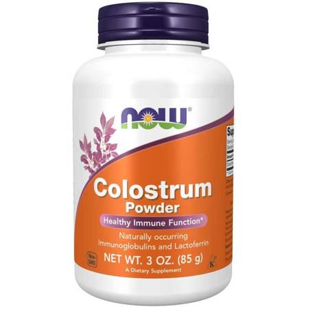 Now Foods Colostrum 100% Puder 85 g