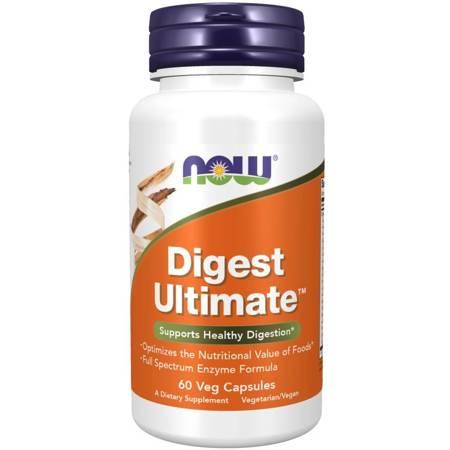 Now Foods Digest Ultimes 460 mg 60 kapsułek