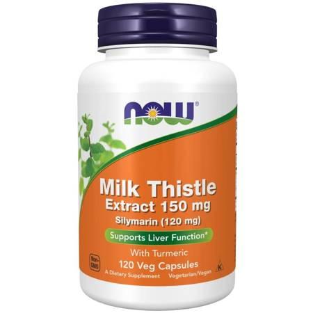 Now Foods Silymarin 150 mg 120 kapsułek
