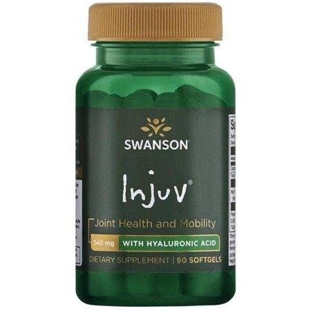 Swanson Injuv (Kwas Hialuronowy) 70 mg 90 kapsułek