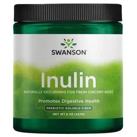 Swanson Inulina Puder 227 g