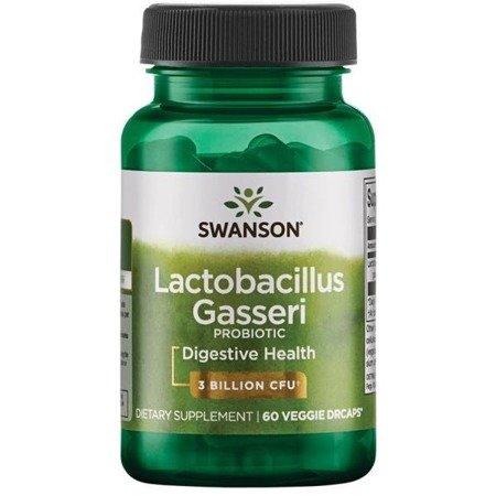 Swanson Probiotyk Lactobacillus Gasseri 60 kapsułek
