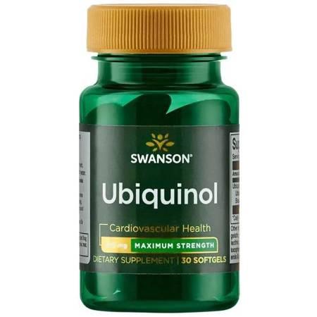 Swanson Ubiquinol Koenzym Q10 200 mg 30 kapsułek